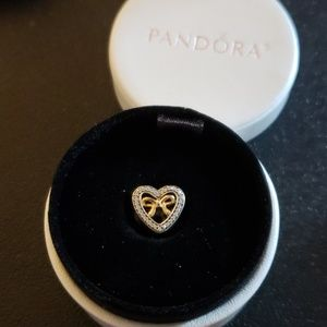 Pandora Limited Edition Bound By Love Charm